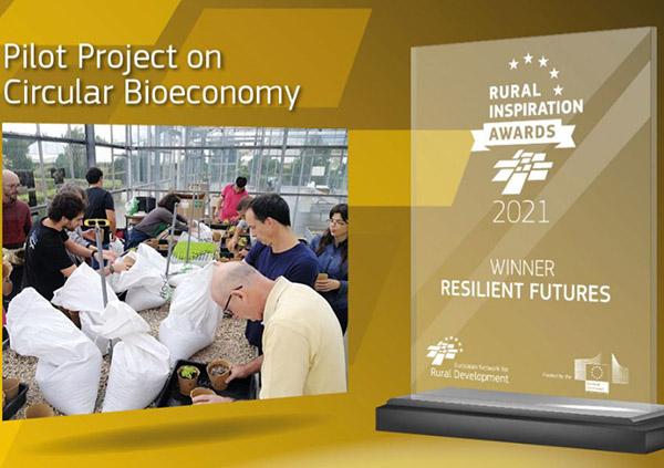 Premio Inspiración Rural 2021- Nuestro Futuro Rural