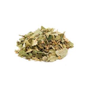 Tila, seca, a granel