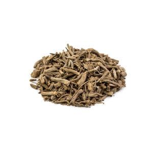 Valeriana, seca, a granel